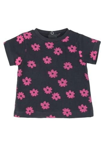 Babybol grey Casual T-Shirt E34BAKA3D5FD76GS_1