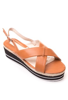 Hoover Wedge Sandals