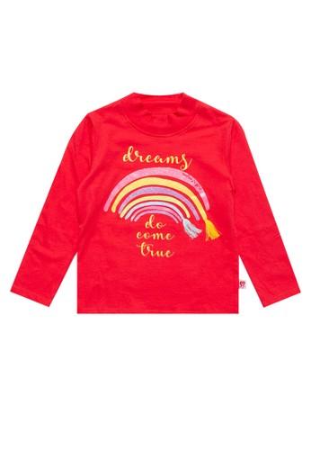 Rodeo Junior red Rjg Hello Rainbow Urban Casual Girl Powe CDF3AKAA756648GS_1