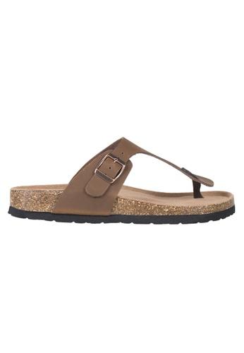 Tomaz brown Tomaz M03 Strap Sandal (Brown) E1C21SH1225933GS_1