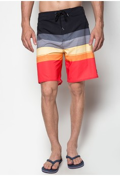 Beach Shorts Stripes