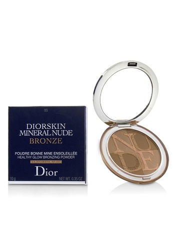 Christian Dior CHRISTIAN DIOR - Diorskin Mineral Nude Bronze Healthy Glow Bronzing Powder - # 05 Warm Sunlight 10g/0.35oz 99E89BE1968E8CGS_1