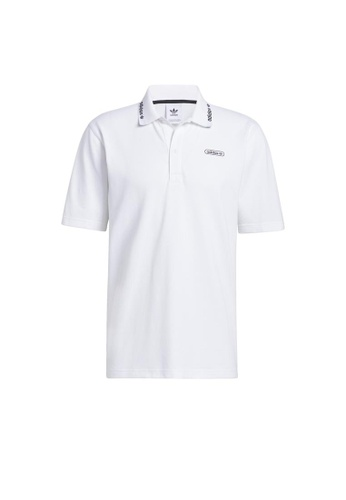 ADIDAS white adidas Originals adidas SPRT Polo Shirt 32AC5AA5DFCDB4GS_1