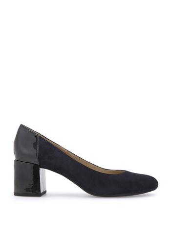 Geox black Audalies Mid Heels 9D0A9SH123BFD9GS_1