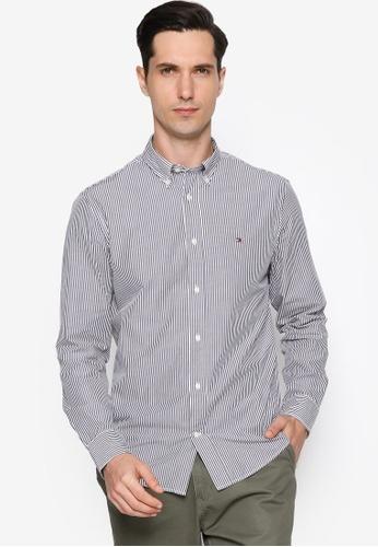 Tommy Hilfiger multi Wcc Classic Stripe Shirt 591F3AA386FA7DGS_1