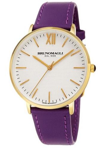 Bruno Magli purple Bruno Magli Roma 21.181222.GQ Jam Tangan Wanita Gold Purple CCBA5AC50BA9D1GS_1