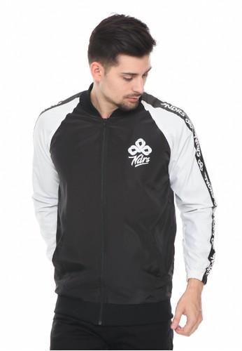 Endorse black Endorse Jacket SYN Flux Black - END-RF027 C35C5AA27EFE67GS_1