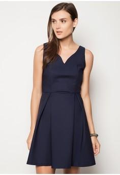 Lewe Sleeveless Short Dress