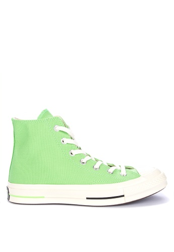 Converse green Chuck Taylor All Star 70s Brights Sneakers A2F85SH4759645GS_1