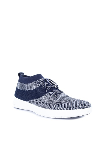 Uberknit Online Top High on Slip Fitflop Sneaker On Shop ZALORA Uw5qBAT4Hx