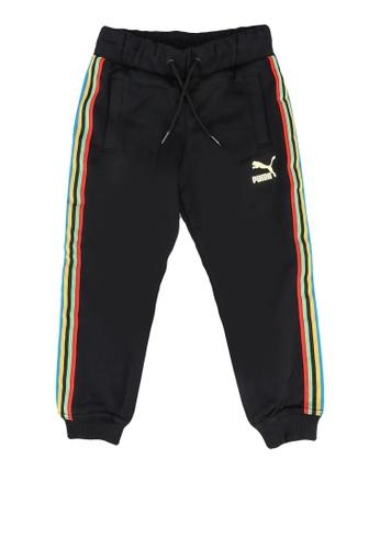 PUMA black TFS WH Track Pants B2EC0KA25E5768GS_1
