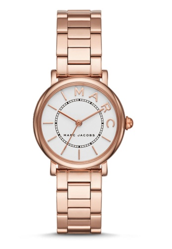 buy marc jacobs marc jacobs classic rose gold watch mj3527