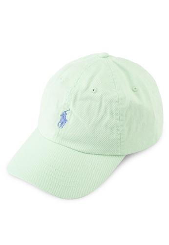 Polo Ralph Lauren green Classic Cap 16178AC3340D62GS_1