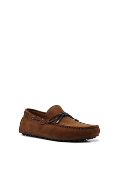 9fa30d2a9d0 MANGO Man Suede Driving Shoes Php 4
