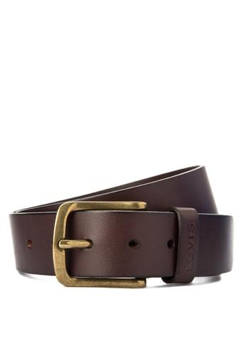 Levi's brown Bolinas Belt LE892AC0J704PH_1