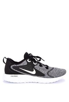 e35e437568666 Nike black Nike Legend React Shoes EDD88SHA66B740GS 1