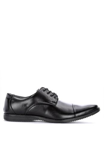 H2Ocean black Kiran Men's Formal Laced-up Shoes 10B4CSHE886D38GS_1