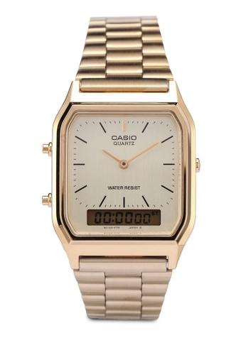 Casio gold Casio Watch AQ-230GA-9DMQ B35C6AC7576289GS_1