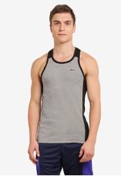 2GO grey Racerback Vest 2G729AA0S607MY_1