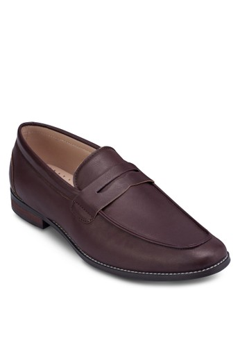 Cn-Faux Leather zalora 心得 pttPenny Loafer, 鞋, 鞋