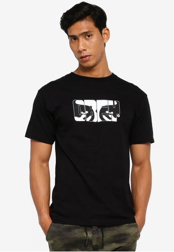 59a707f6c Buy OBEY Eyes Of Obey Tee Online on ZALORA Singapore
