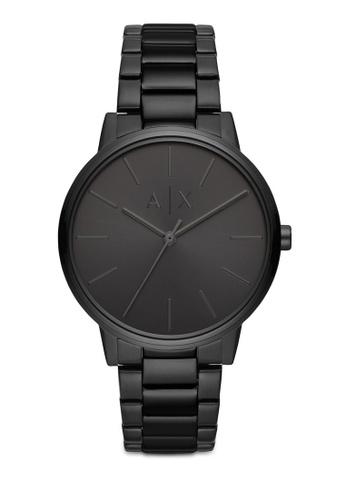 Armani Exchange black Cayde Analog Watch AX2701 786D2AC48DA007GS_1