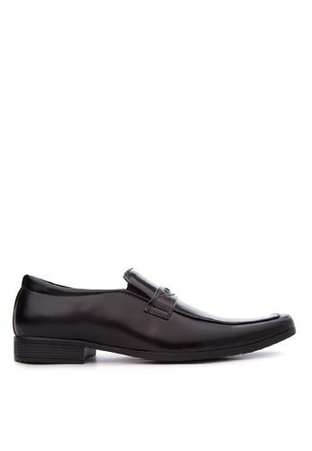 Italianos black Lenny Formal Shoes IT153SH96GCXPH_1