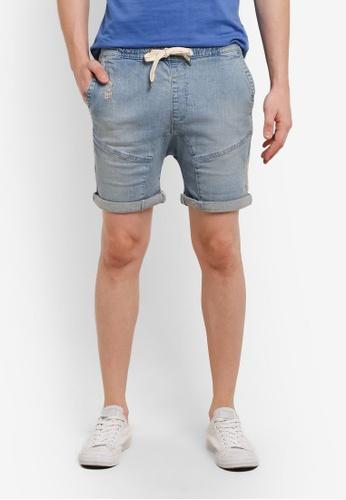 Factorie blue Viper Shorts FA880AA0RH31MY_1