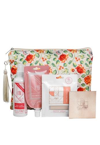 Ellana Mineral Cosmetics n/a Cover & Clean Bundle Normal-Combination Skin B689DBE267B7B4GS_1