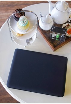 MacBook case bundle for Pro 15 – Black
