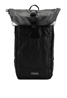 7de509d6d7 PUMA black Street Running Backpack A73C7AC4BEF169GS 1