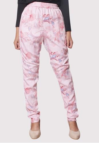 SHAFIRA pink Vielma Pants CF918AA3ED11CCGS_1