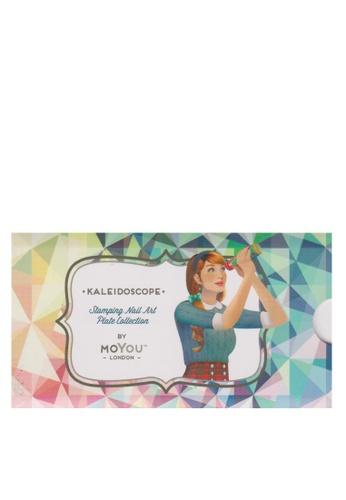 MoYou London yellow Moyou Kaleidoscope 10 Free Nail File 68498BE6E901F3GS_1