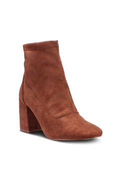 ab815a09a56940 60% OFF Nose Block Heel Calf Boots Php 3,149.00 NOW Php 1,259.00 Available  in several sizes
