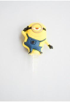Minion Salut Mobile Dust Plug