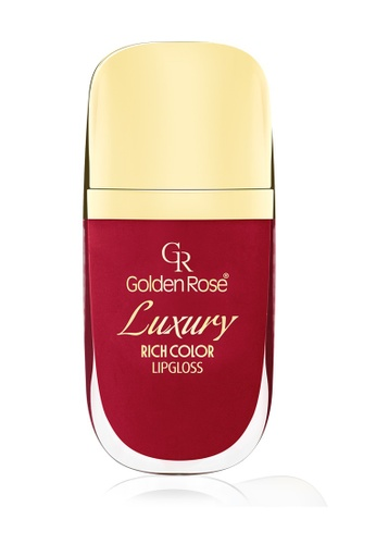 GOLDEN ROSE red Luxury Lip Gloss - 11 GO743BE21DUWMY_1