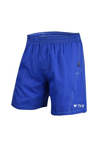 TYR blue TYR Galen Volley Shorts D7586AA33C2DFCGS_1