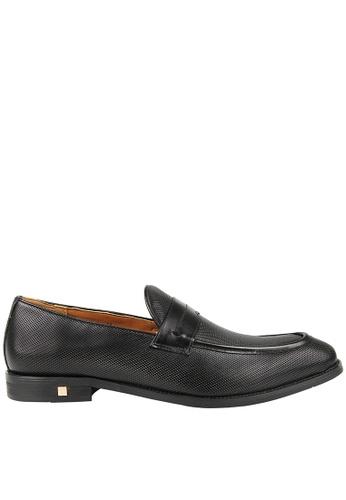 Tomaz black Tomaz F209 Saddle Loafers (Black) B7152SHBEEC909GS_1
