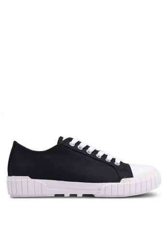 Calvin Klein black Beato Sneakers A755DSHFB7C499GS_1