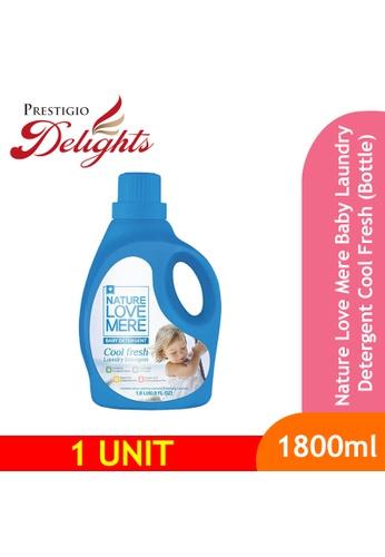Prestigio Delights black Nature Love Mere Baby Laundry Detergent Cool Fresh (Bottle) 1800ml 68A75ESBE3BF4FGS_1