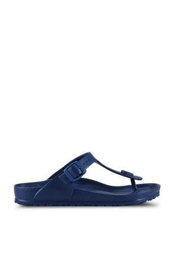 Birkenstock 海軍藍色 Gizeh Eva Sandals C28BCSH7399614GS_1