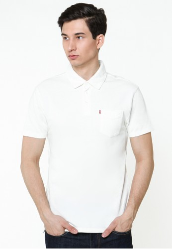 Levi's Sunset Polo - Marshmallow