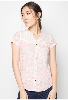 Combi Short Sleeve Shirt