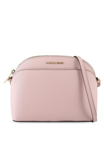 Michael Kors pink Jet Crossbody Bag (nt) 7C235ACE2E4C88GS_1