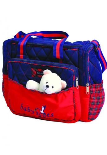 Baby Scots BABY SCOTS Tas Besar Popok/ Diapers Bag ISEDB011 02CC1KCC11DF70GS_1
