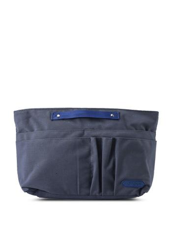Bagstationz grey SC Premium Organizer Bag D5F02ACC72B0F0GS_1
