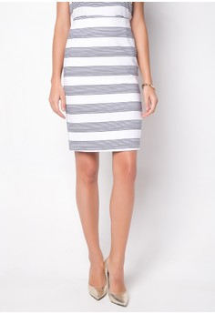 Fenella Knee Length Skirt