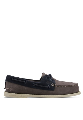 Sperry multi A/O 2-Eye Washable Boat Shoes 2BA4BSHA57097CGS_1