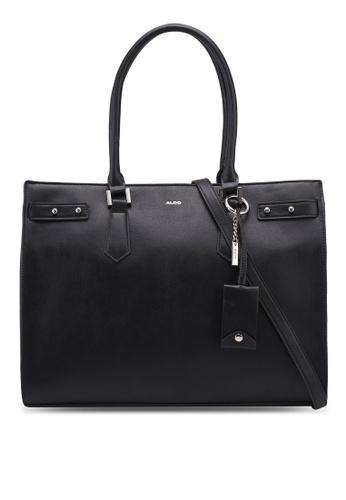 d17149acb0c Aldo Black Leather Purse - New image Of Purse
