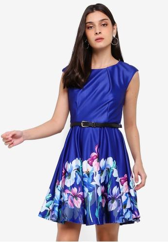 Angeleye blue Ella Dress 50249AA3CEAE97GS_1